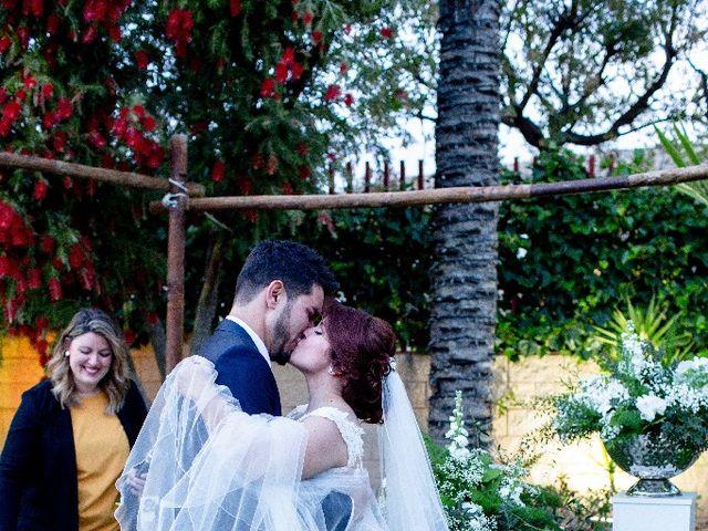 La boda de Eloy y Maria en Aspe, Alicante 9