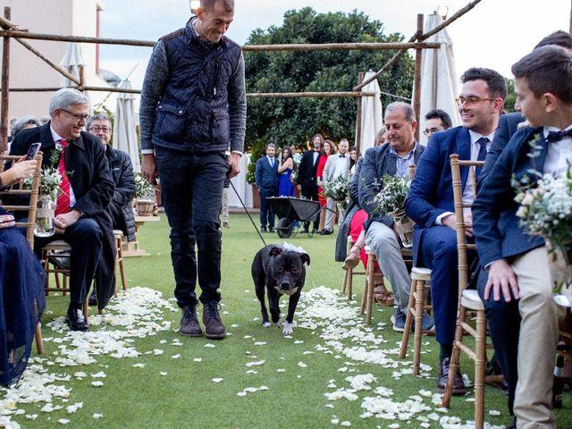 La boda de Eloy y Maria en Aspe, Alicante 11