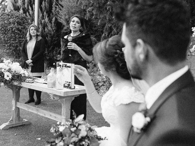 La boda de Eloy y Maria en Aspe, Alicante 17