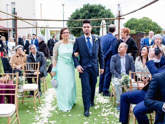 La boda de Eloy y Maria en Aspe, Alicante 18