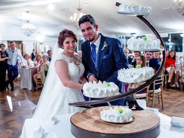 La boda de Eloy y Maria en Aspe, Alicante 21