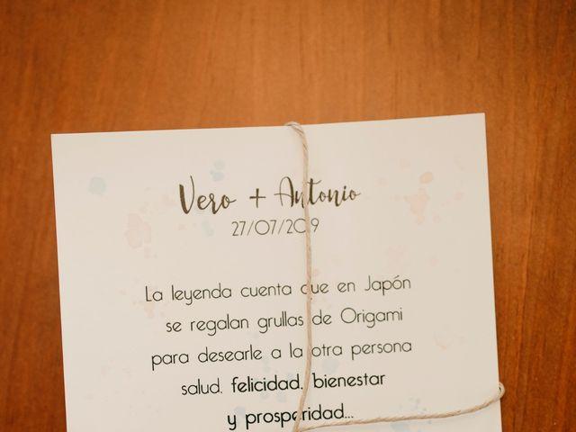 La boda de Antonio y Vero en Granada, Granada 8