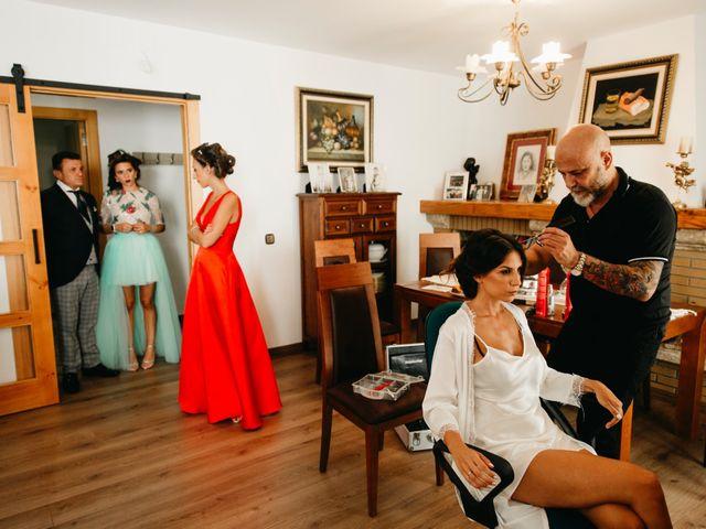 La boda de Antonio y Vero en Granada, Granada 12
