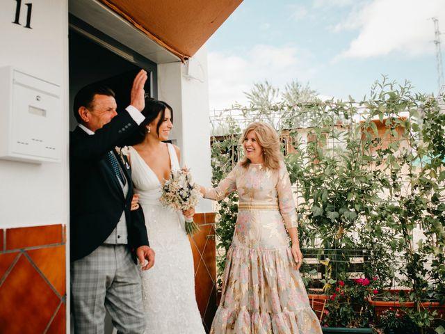 La boda de Antonio y Vero en Granada, Granada 30