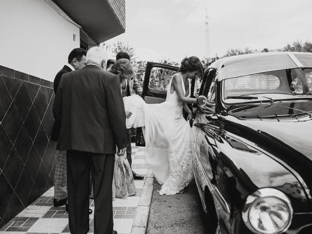 La boda de Antonio y Vero en Granada, Granada 31