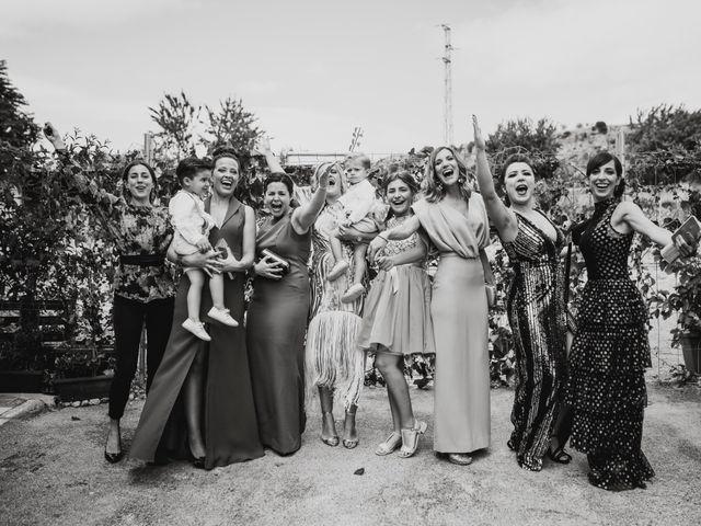 La boda de Antonio y Vero en Granada, Granada 34