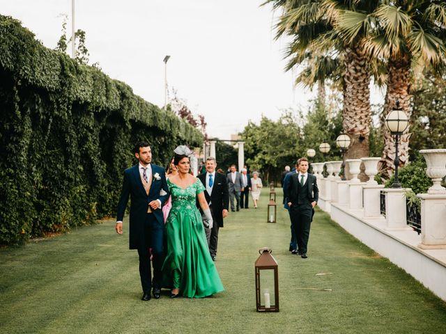 La boda de Antonio y Vero en Granada, Granada 56