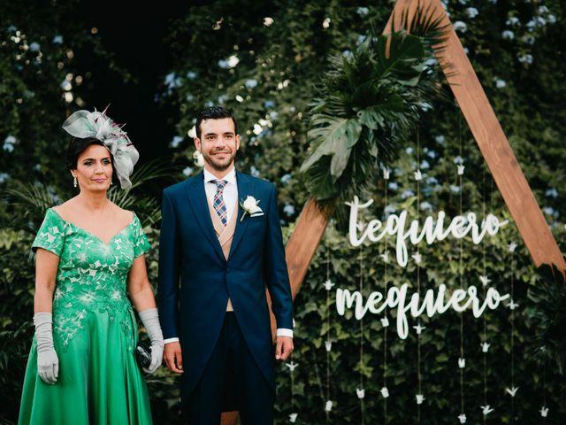 La boda de Antonio y Vero en Granada, Granada 58