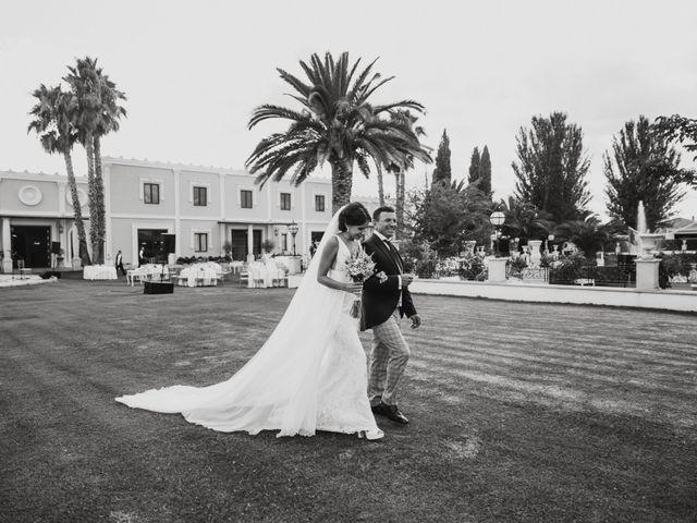 La boda de Antonio y Vero en Granada, Granada 63