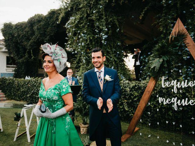 La boda de Antonio y Vero en Granada, Granada 67