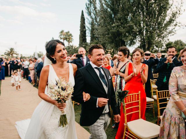 La boda de Antonio y Vero en Granada, Granada 68