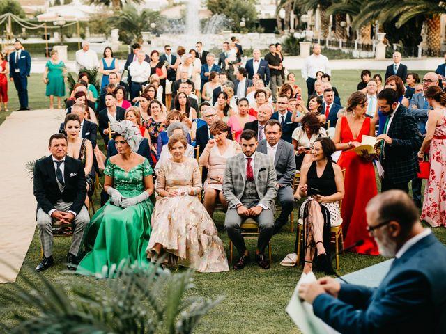 La boda de Antonio y Vero en Granada, Granada 70