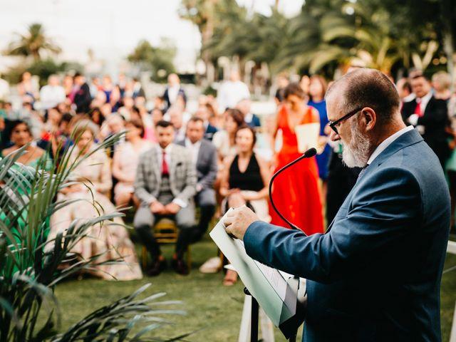 La boda de Antonio y Vero en Granada, Granada 71