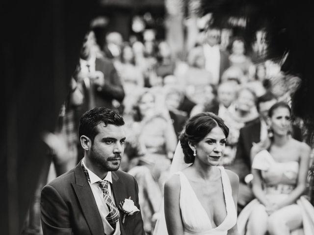 La boda de Antonio y Vero en Granada, Granada 74