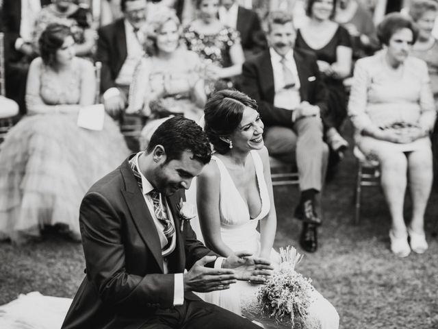 La boda de Antonio y Vero en Granada, Granada 77