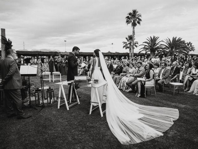 La boda de Antonio y Vero en Granada, Granada 81