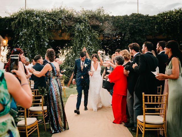 La boda de Antonio y Vero en Granada, Granada 84