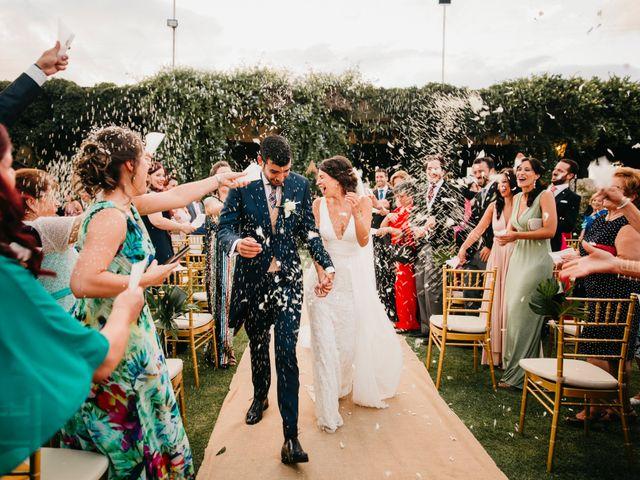 La boda de Antonio y Vero en Granada, Granada 85