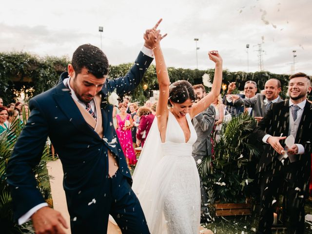 La boda de Antonio y Vero en Granada, Granada 86
