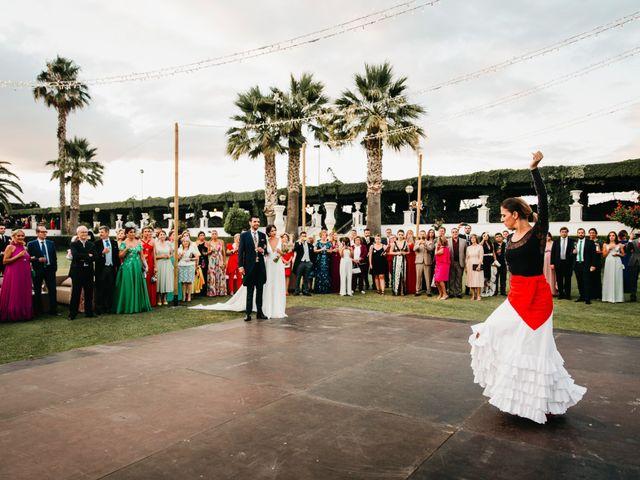 La boda de Antonio y Vero en Granada, Granada 89