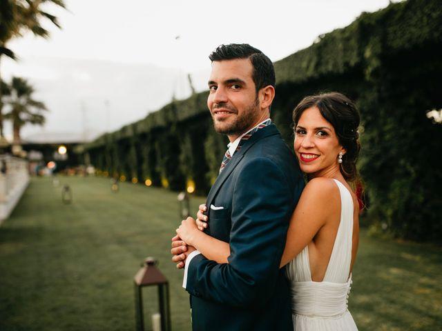 La boda de Antonio y Vero en Granada, Granada 99