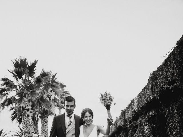 La boda de Antonio y Vero en Granada, Granada 102