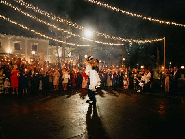 La boda de Antonio y Vero en Granada, Granada 117
