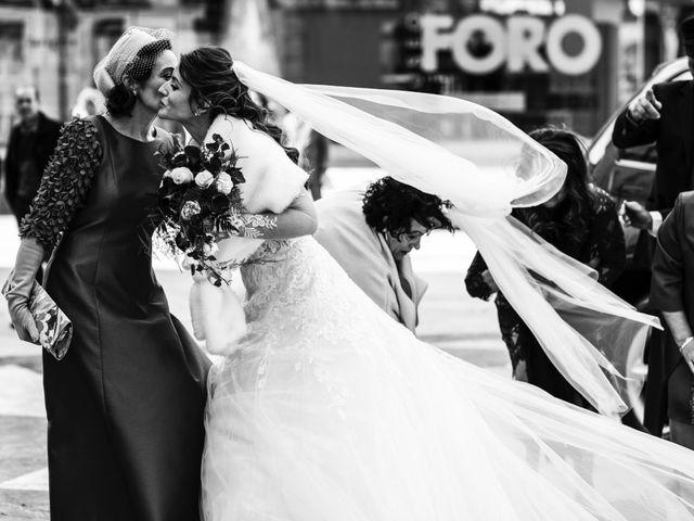 La boda de María y Manuel en Zaragoza, Zaragoza 7