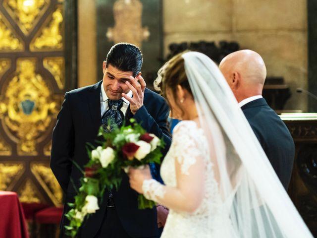 La boda de María y Manuel en Zaragoza, Zaragoza 9