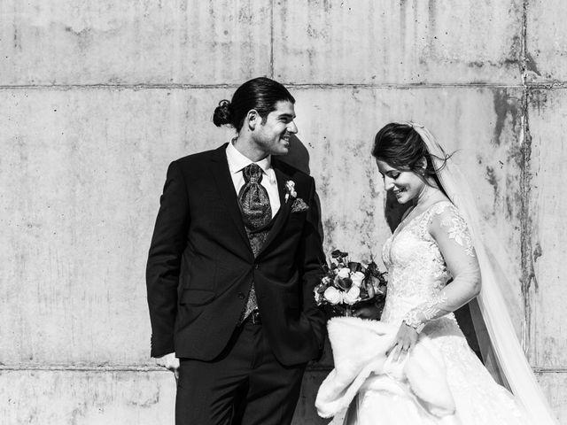 La boda de María y Manuel en Zaragoza, Zaragoza 14