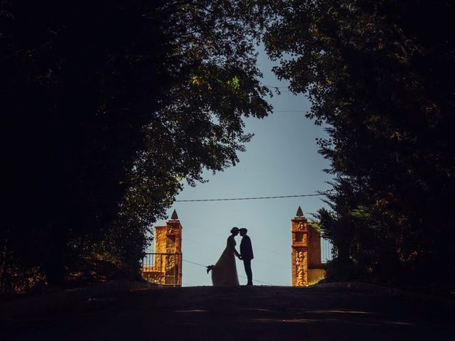 La boda de Eva y Nacho