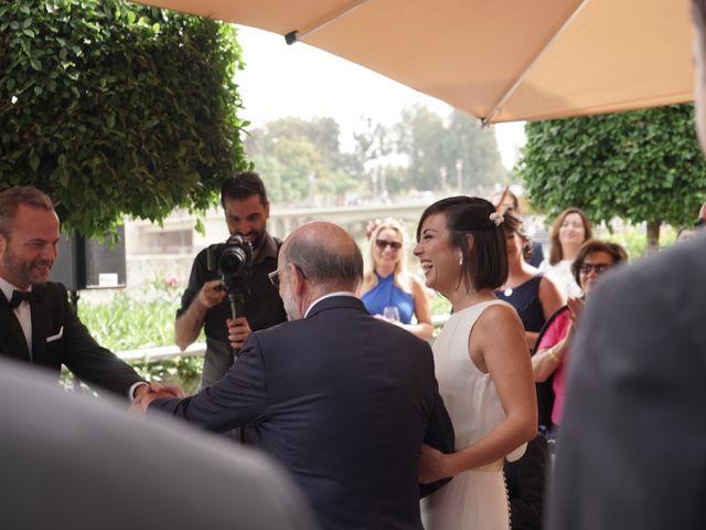 La boda de Elsa y Eugenio en Sevilla, Sevilla 9