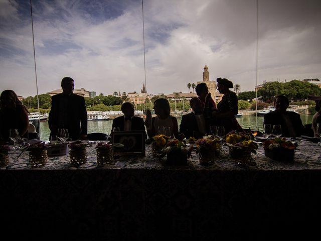 La boda de Elsa y Eugenio en Sevilla, Sevilla 14
