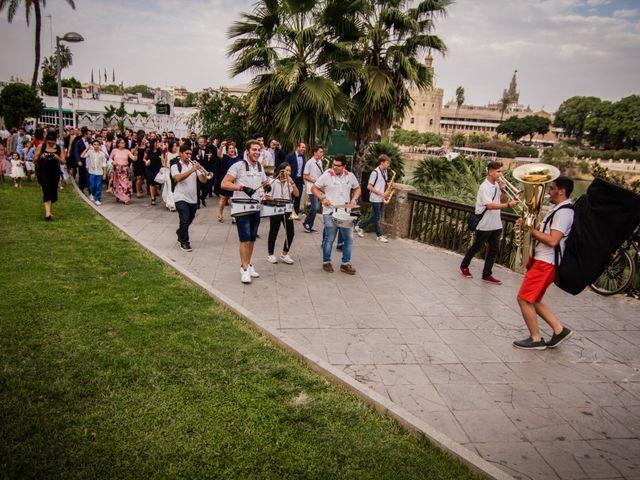 La boda de Elsa y Eugenio en Sevilla, Sevilla 18