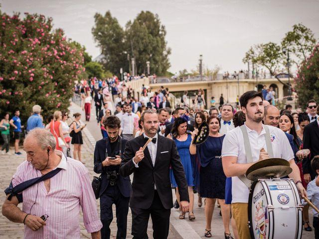 La boda de Elsa y Eugenio en Sevilla, Sevilla 22