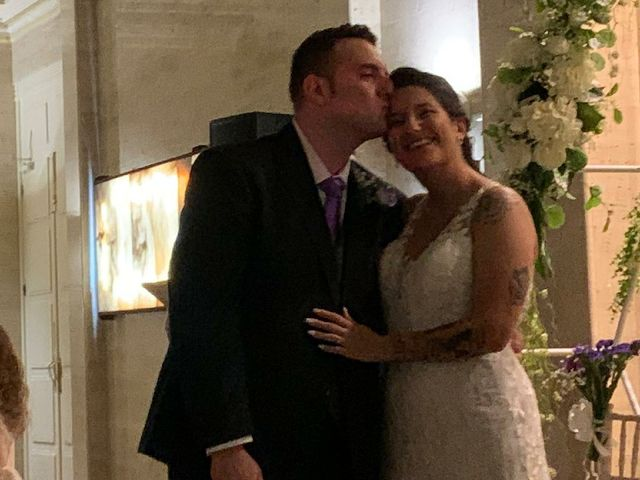 La boda de Jonathan y Jennifer en Villamediana De Iregua, La Rioja 2