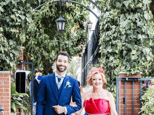 La boda de Alberto y Gemma en Crevillente, Alicante 3