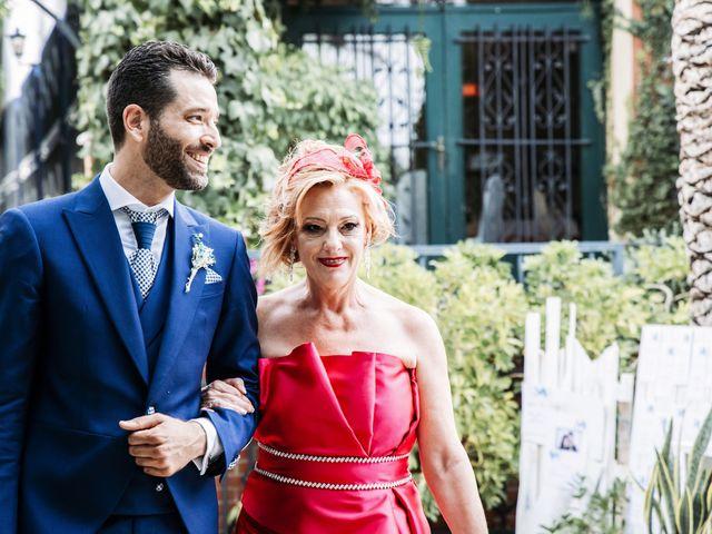 La boda de Alberto y Gemma en Crevillente, Alicante 2