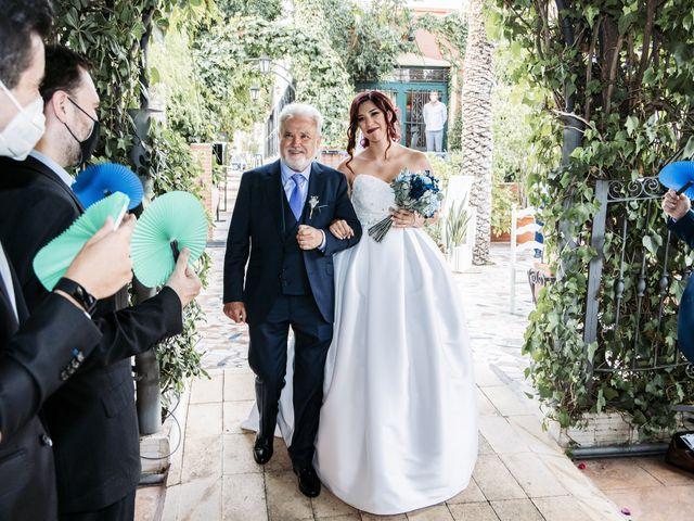 La boda de Alberto y Gemma en Crevillente, Alicante 4