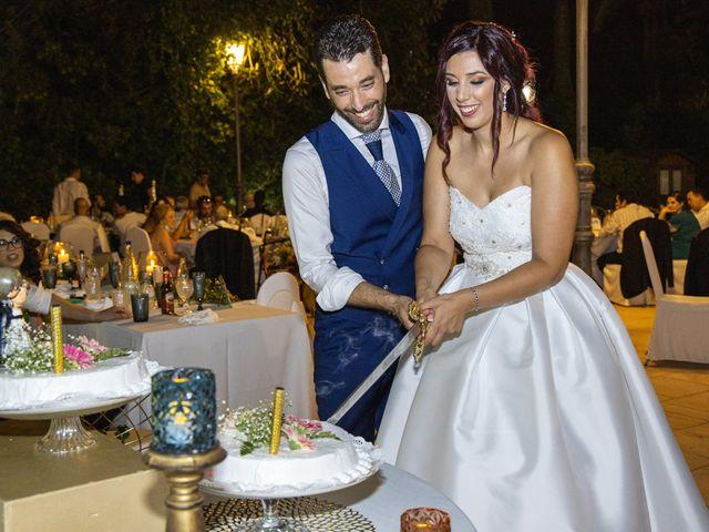 La boda de Alberto y Gemma en Crevillente, Alicante 10