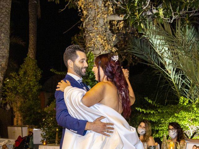 La boda de Alberto y Gemma en Crevillente, Alicante 11