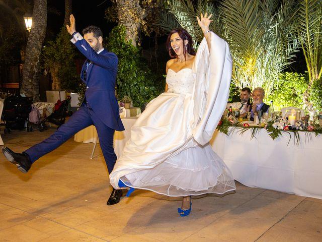 La boda de Alberto y Gemma en Crevillente, Alicante 12