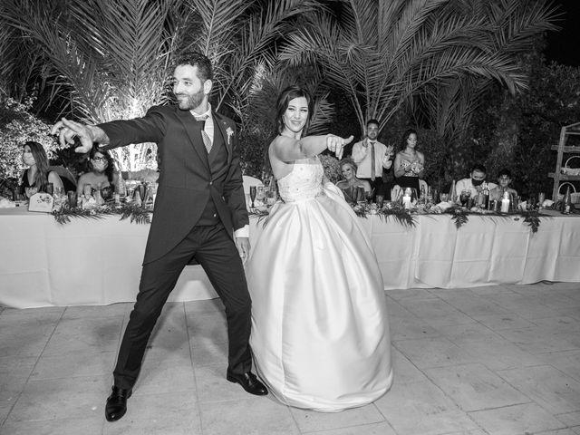 La boda de Alberto y Gemma en Crevillente, Alicante 13