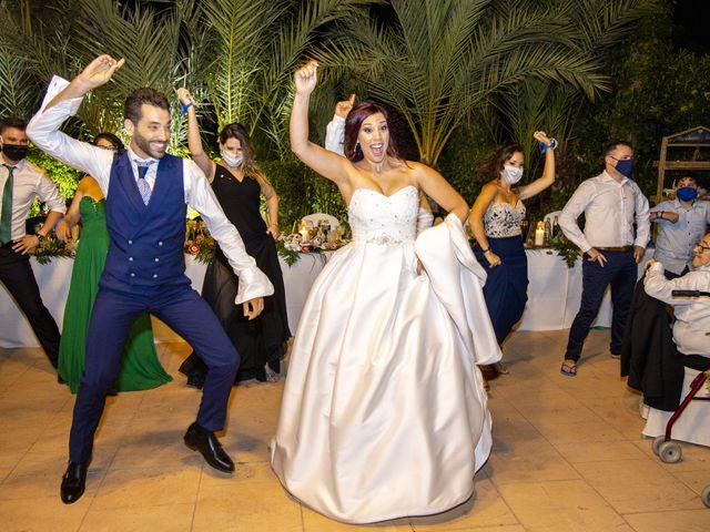 La boda de Alberto y Gemma en Crevillente, Alicante 14