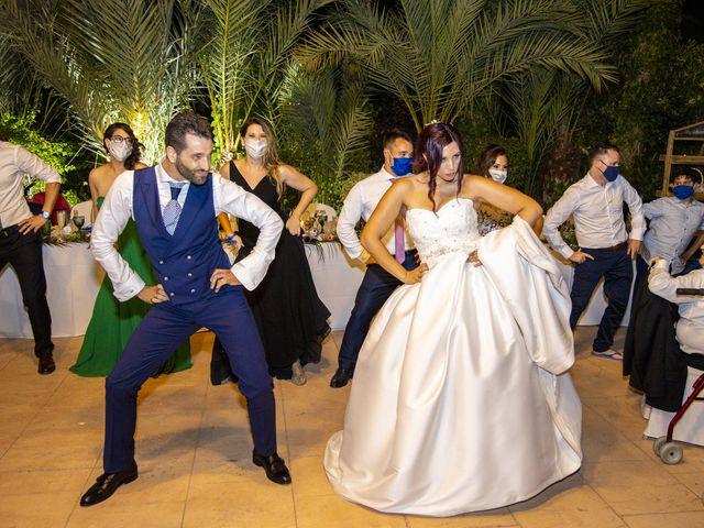 La boda de Alberto y Gemma en Crevillente, Alicante 15