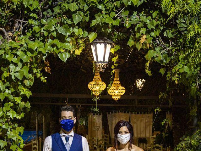 La boda de Alberto y Gemma en Crevillente, Alicante 16