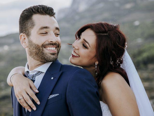 La boda de Alberto y Gemma en Crevillente, Alicante 18