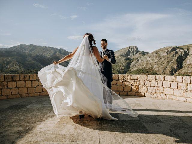 La boda de Alberto y Gemma en Crevillente, Alicante 19