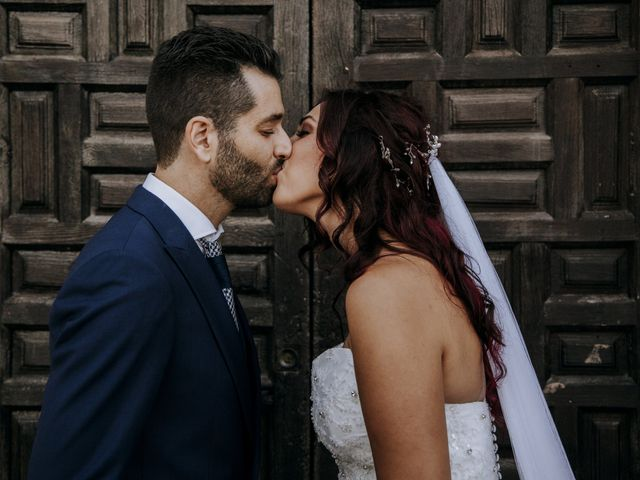La boda de Alberto y Gemma en Crevillente, Alicante 21