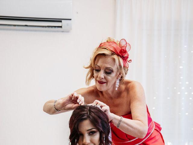La boda de Alberto y Gemma en Crevillente, Alicante 38